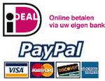 Betaalwijzen Raamfolie-sticker.nl