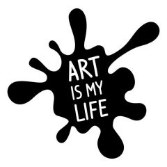 Art is my life