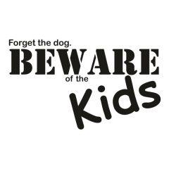 Uitverkoop Beware of the kids