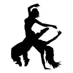 Capoeira dansers