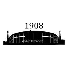 De kuip 1908 stadion Feyenoord