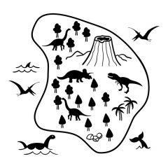 Dinosaurus eiland