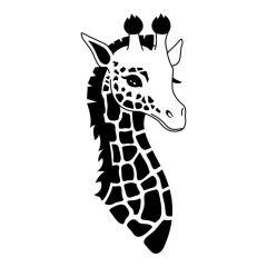 Giraffe kop