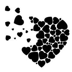 Hart hartjes