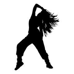 Hiphop danser