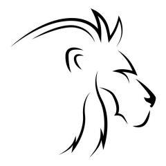 Leeuwen kop