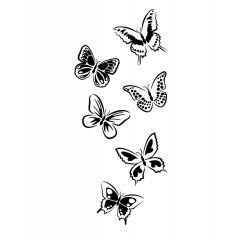 Meerdere vlinders