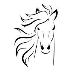 Tribal paard