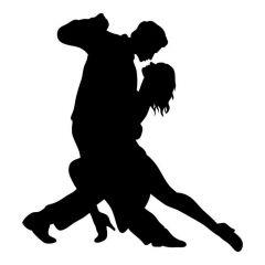 Salsa dansers