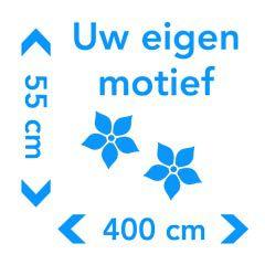 Sticker met ontwerp