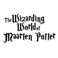 The wizarding world of sticker raamsticker muursticker