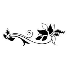 Tribal bloem