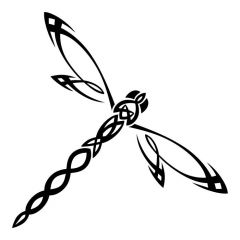 Tribal libelle