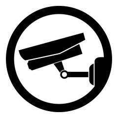 Videobewaking in cirkel