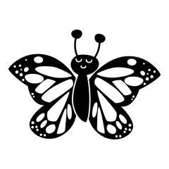 Vlinder kinderkamer