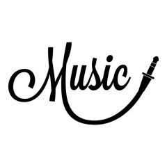 Woord music met plug