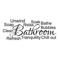 Woordwolk bathroom