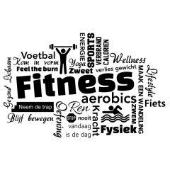 Woordwolk fitness